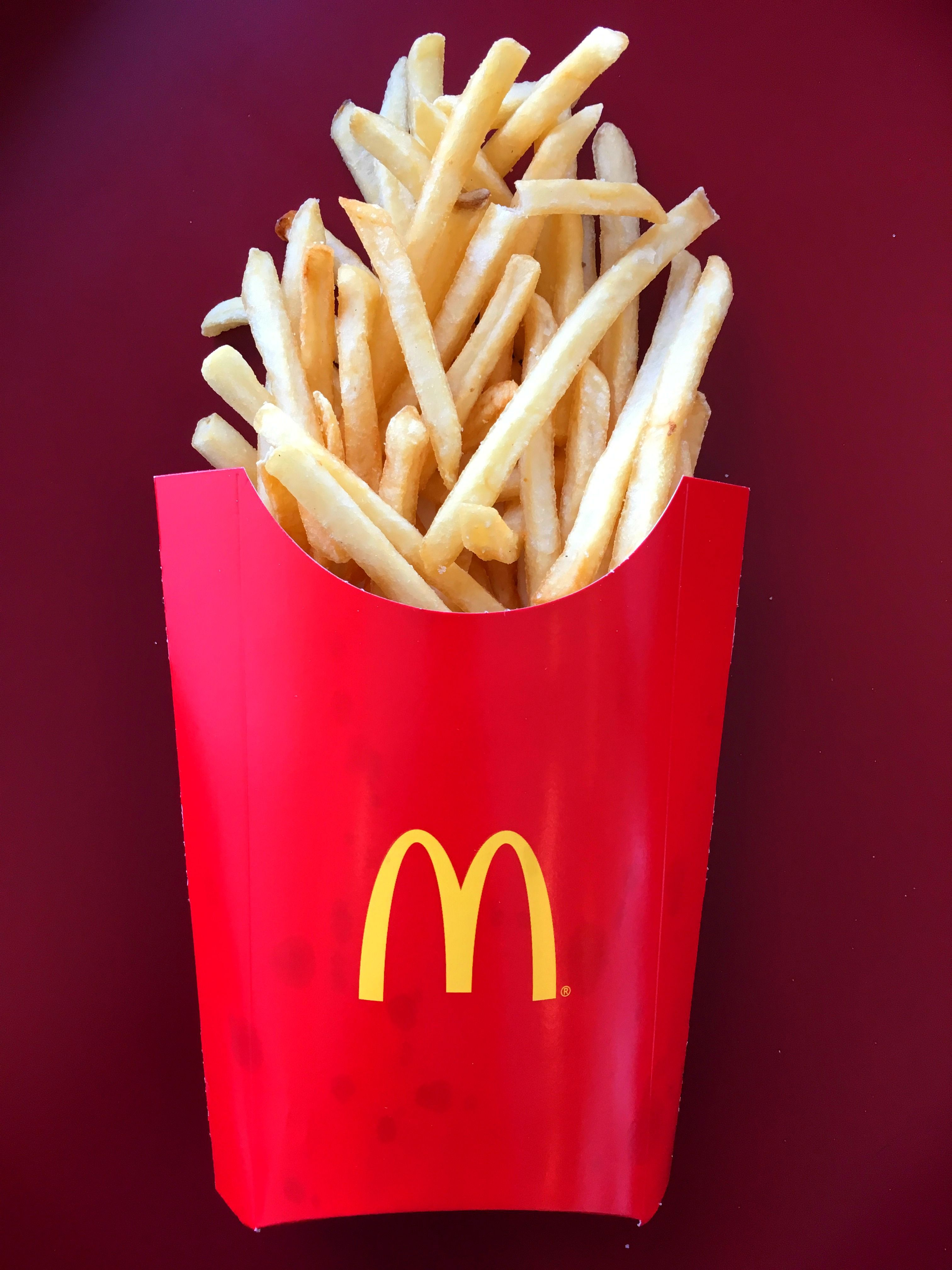 How well do you know your fast food french fries food