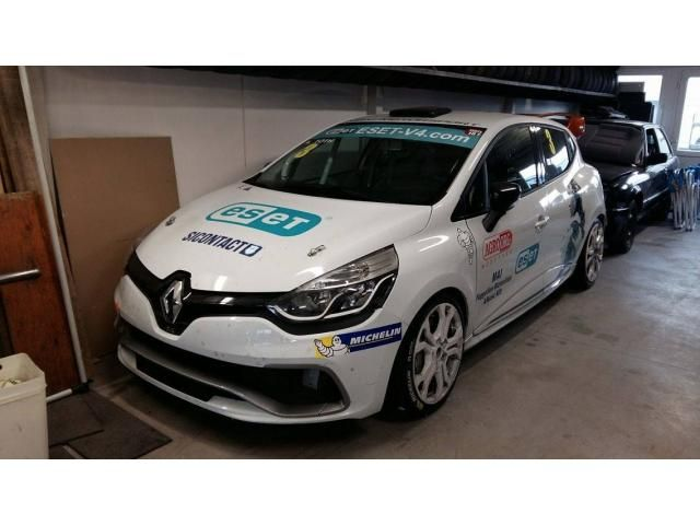 Renault Clio Cup Iv 2015 Nr 245 Race Cars For Sale Racemarket