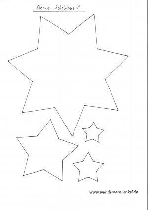 Tannenbäume mit Sternen, Kugeln und Glitzerfolie - Weihnachten-basteln - Meine Enkel und ich #sternebastelnmitkindern