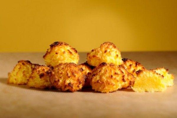 Besitos de coco caseros | Informe21.com #Food #Comida #Receta
