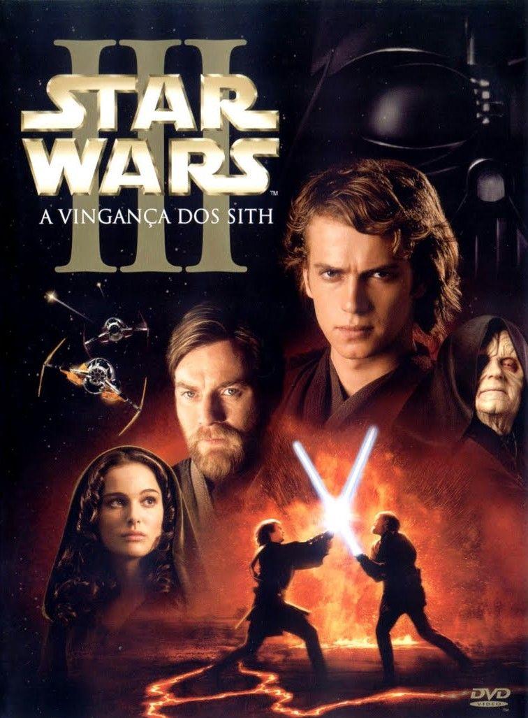 Star Wars Iii A Vinganca Dos Sith Com Imagens Anakin