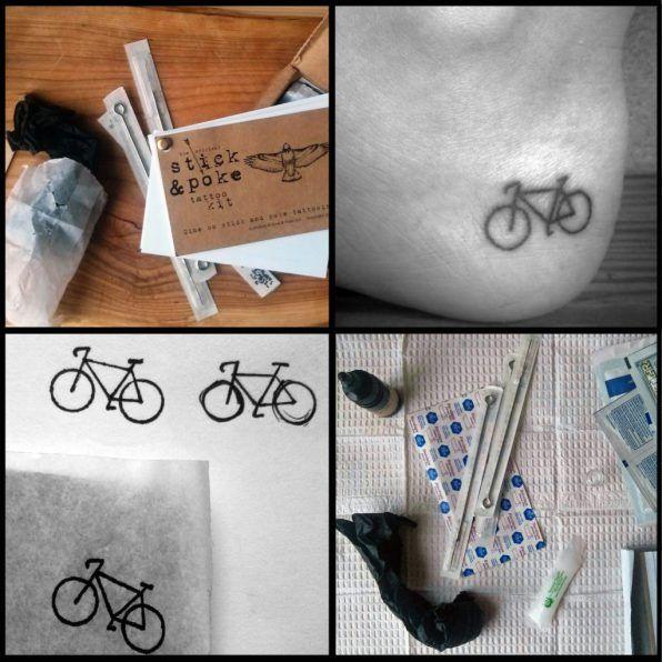 Hand Poke Tattoo Kit Product Review Poke Tattoo Stick N Poke