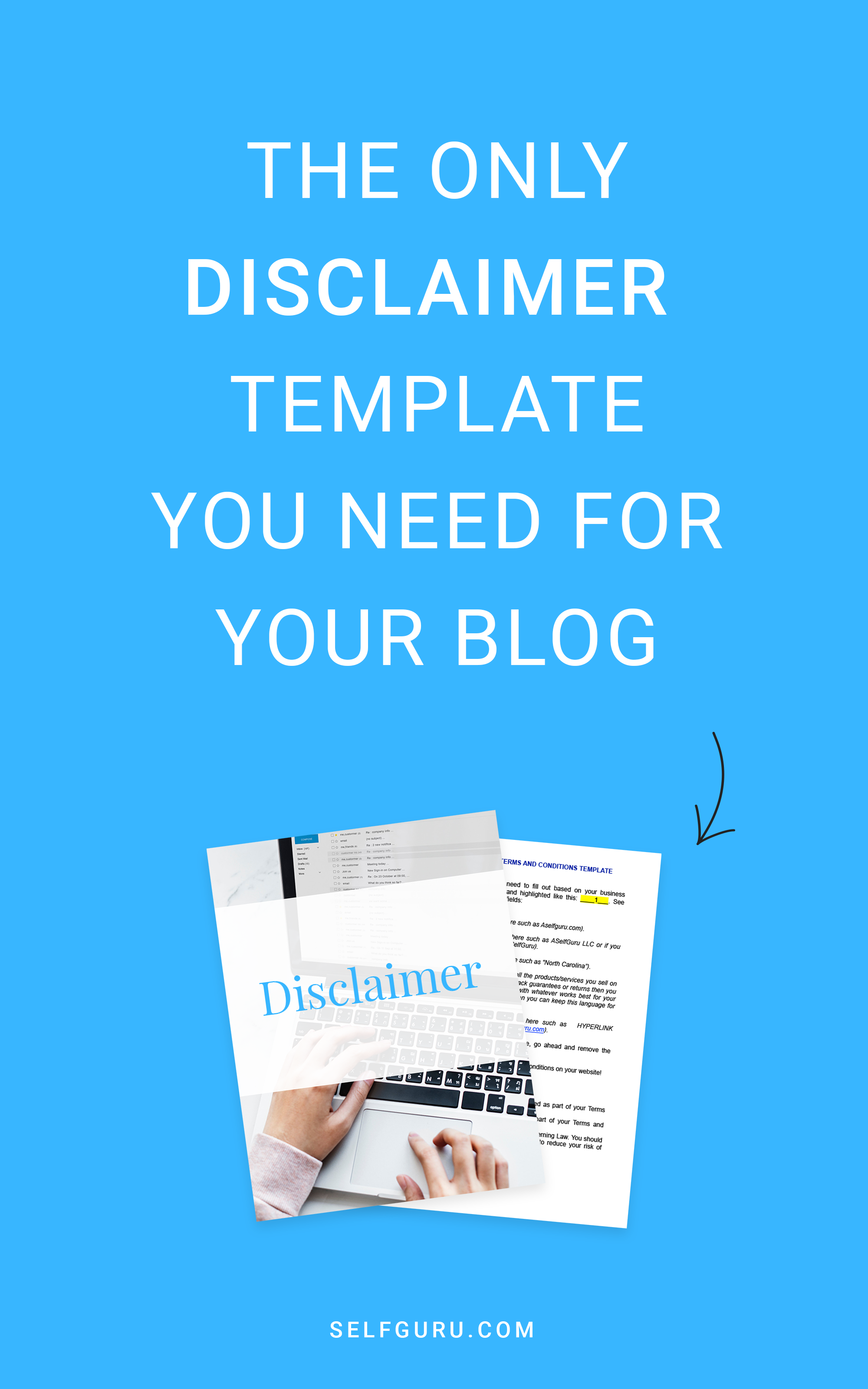 Earnings Disclaimer >> Grab This Disclaimer Template Written By A Lawyer This