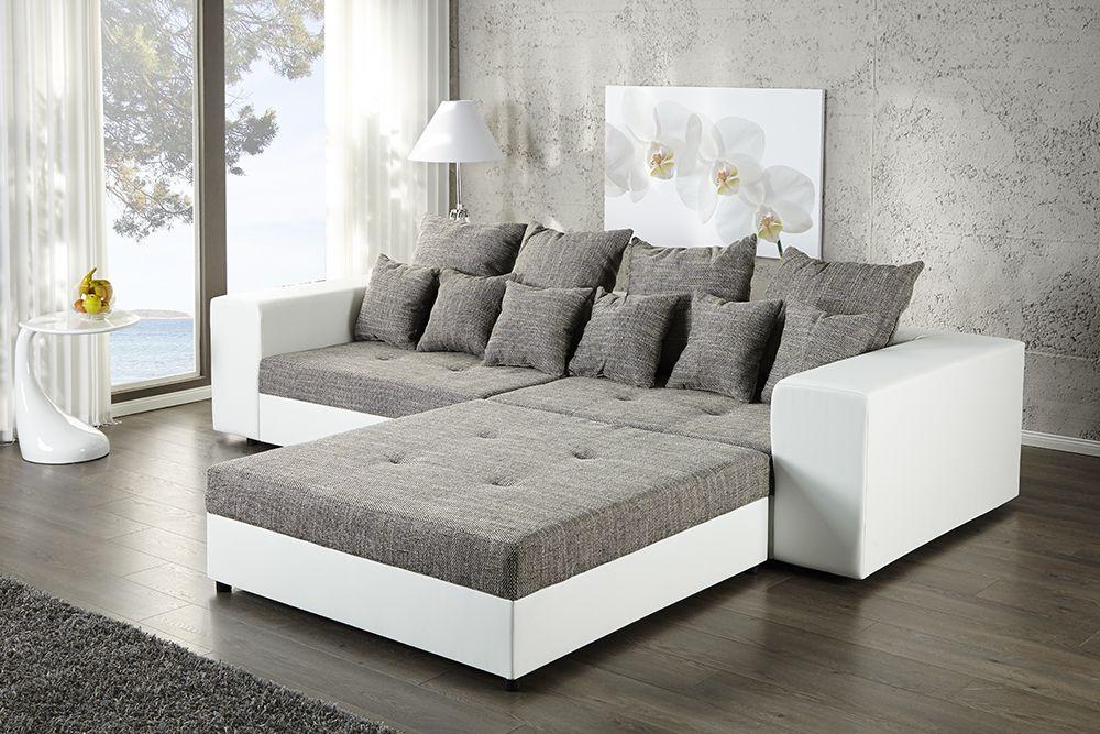 das design sofa giga inklusive hocker l dt sie und ihre g ste zum tr umen und entspannen ein. Black Bedroom Furniture Sets. Home Design Ideas