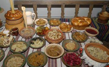 12 meatless dishes Transcarpathian hostess prepared on Christmas Eve    Ukrainian recipes, Ukrainian christmas, Christmas food