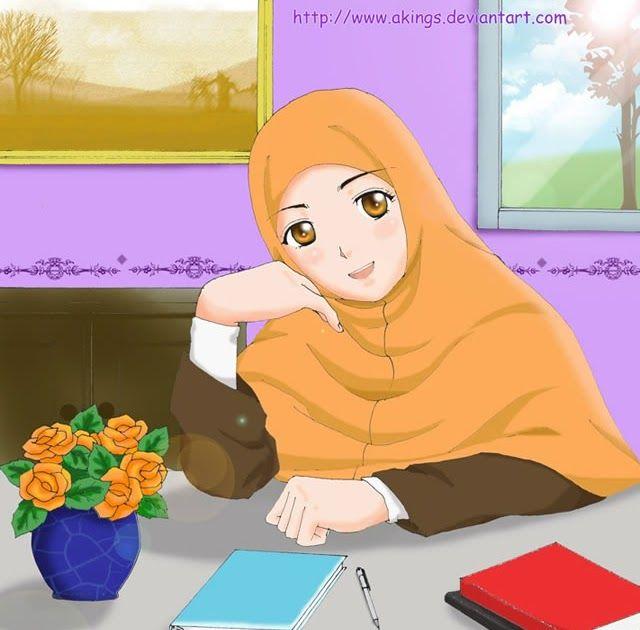 23 Gambar Kartun Muslim Membaca Buku Berjilbab Bukanlah Suatu Pilihan Bagi Muslimah 7 Animasi Kartun Asli Indonesia Di Youtube In Di 2020 Kartun Gambar Membaca Buku
