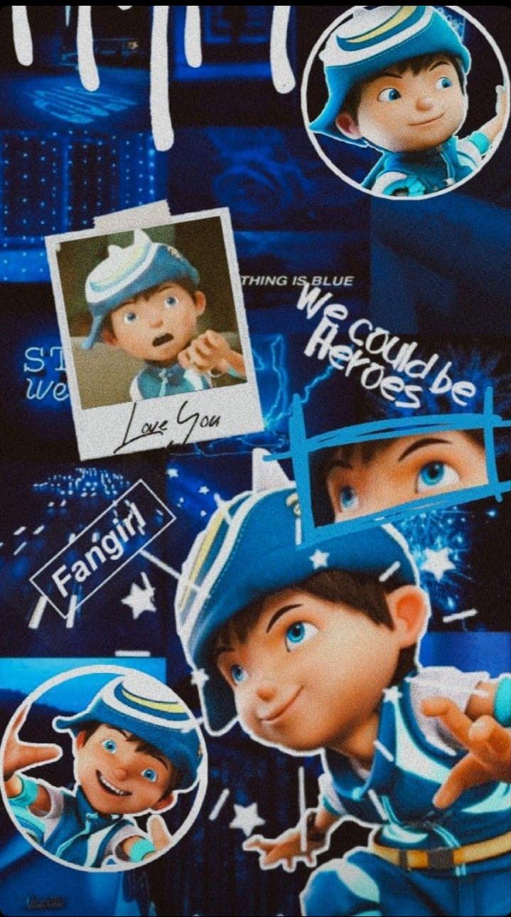Kartu Boboiboy Galaxy : kartu, boboiboy, galaxy, Khoiril, Kartu, Lucu,, Kartun,, Ilustrasi, Karakter