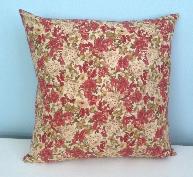 French Country Pillow Cover Cottage By Sterlingschery