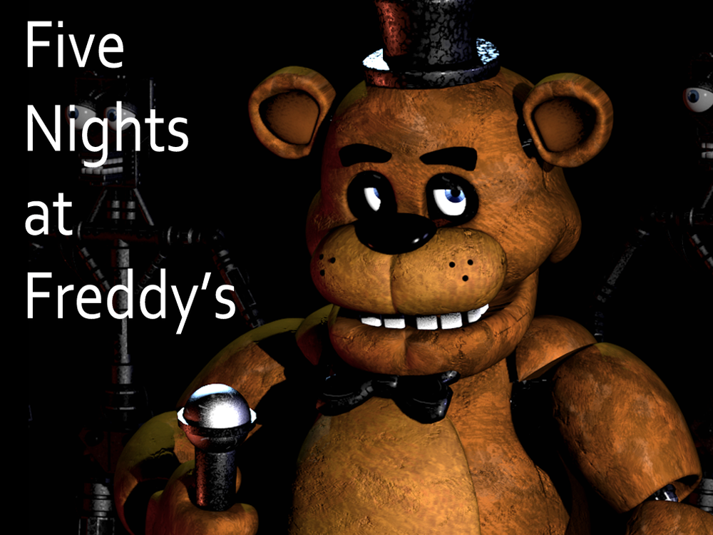 Five Nights at Freddy's Scary games, Five nights at