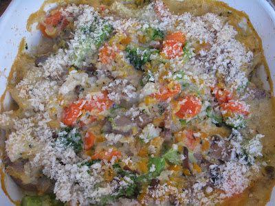 Vegan Kitchen Gone Wild: Broccoli Normandy Veggie Casserole