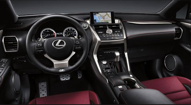 2018 lexus nx - interior | lady cars | pinterest | cars, luxury