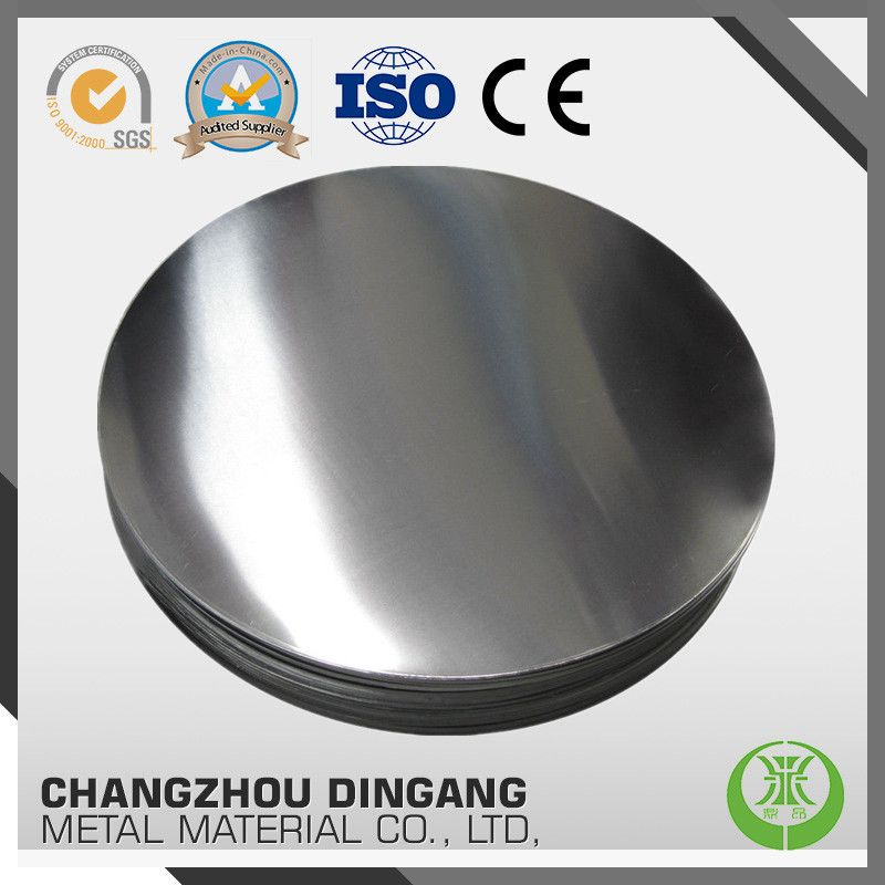 0 5 Mm 1 Mm And 1 5 Mm 1050 1060 1100 3003 Dc Aluminium Disk For Utensil Wok
