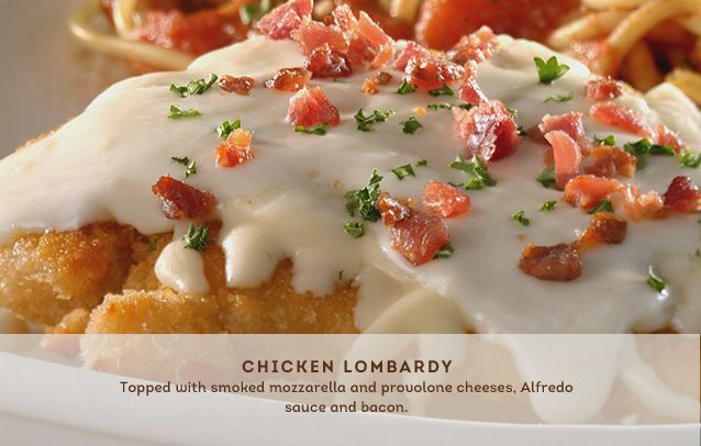 Chicken Lombardy | Food, Favorite recipes, Restaurant dishes