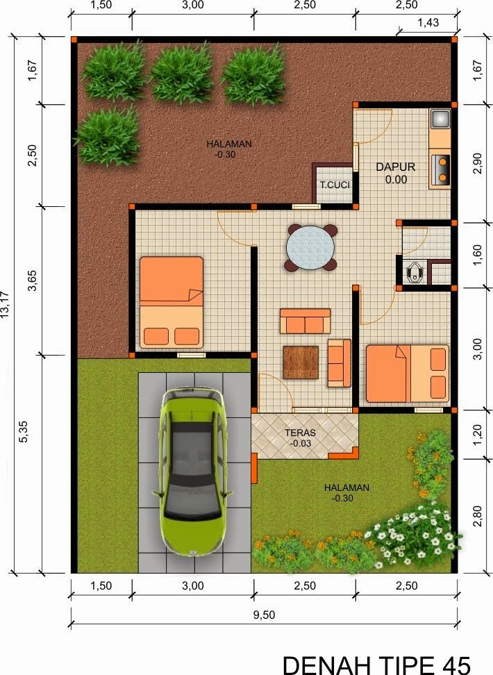 Pin Oleh Mousa Seyedpour Architectural Office Di House Plans