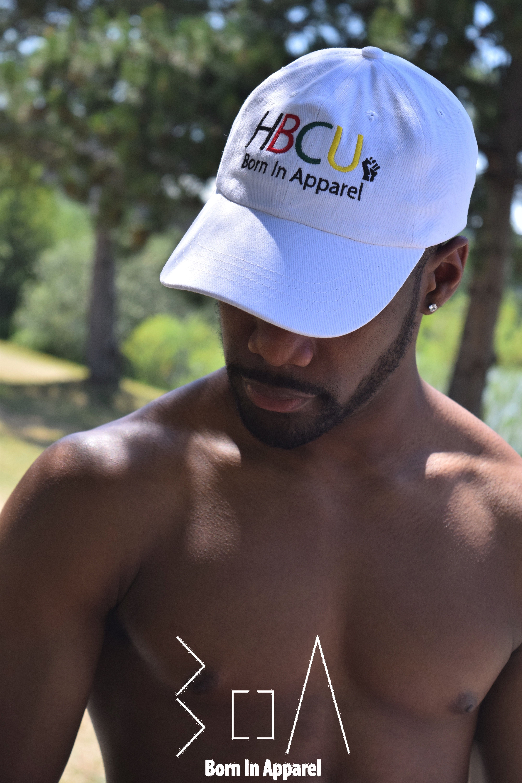 f59704a32ee6e Born In Apparel — HBCU Pride Dad Hat