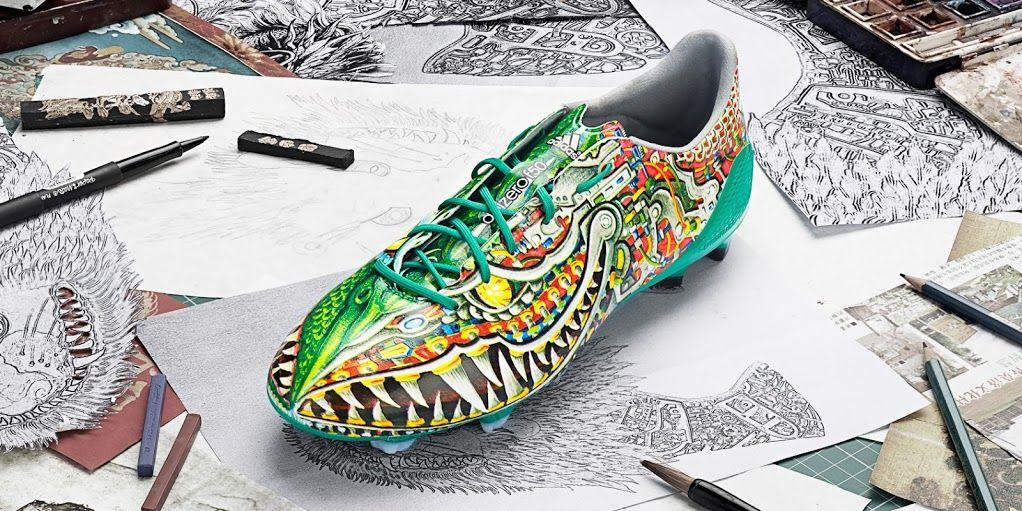adidas Yohji Yamamoto F50 | Yohji yamamoto, Football boots