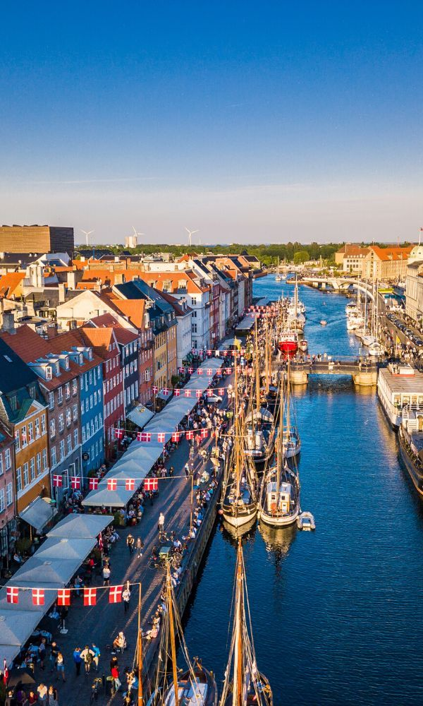 Planning a visit to Denmark and need to visit Copenhagen in a day? Keep reading, this post is for you. #copenhagen #denmark