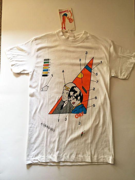 d9b01d0ec611 Fiorucci True Vintage Adonais Shirt Never Worn | eBay | Future ...