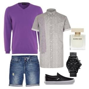 A great smart/casual look for picnic dates, afternoon strolls or festivals