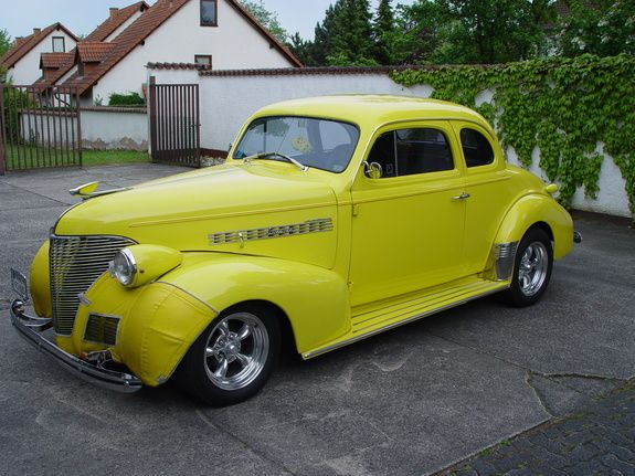 1935 Chevy Master Deluxe Coupe | Chevrolet | Cars, Chevy