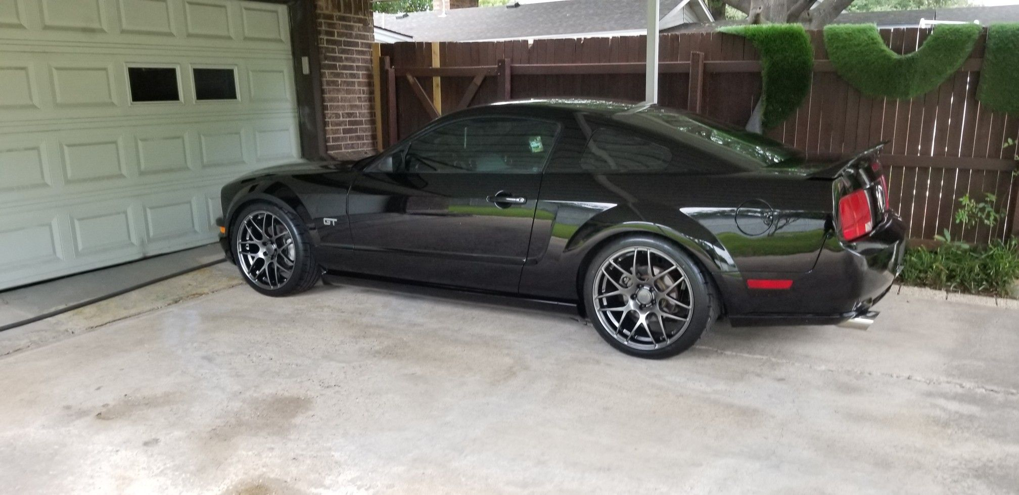 My 2005 Ford Mustang Gt With A Few Recent Upgrades And Mods