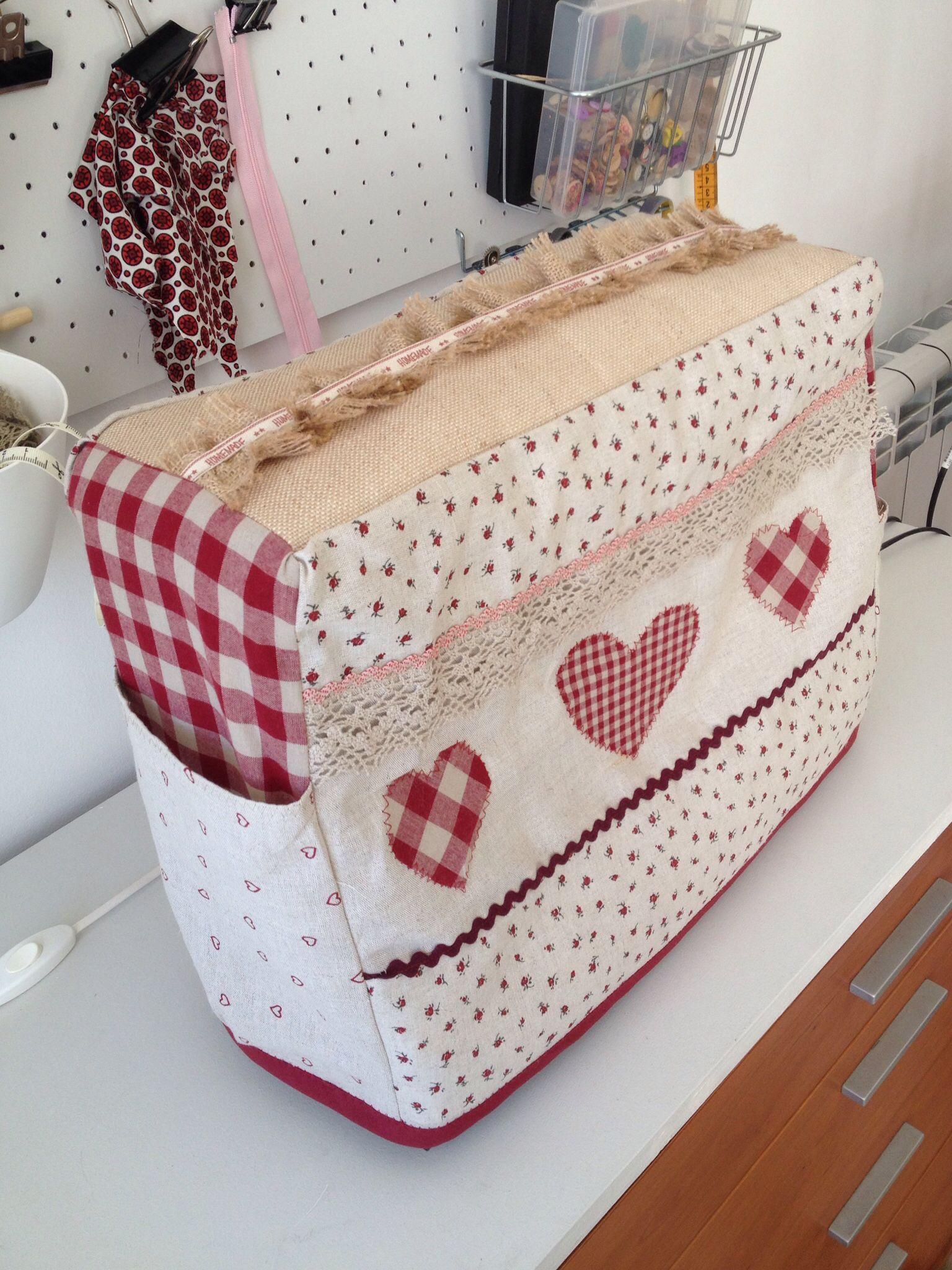 Funda maquina de coser | Cubiertas para máquina de coser