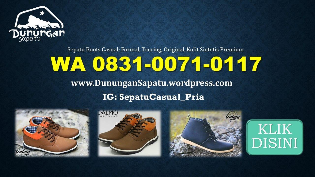 Pin Di Grosir Sepatu Boots Casual Original Wa 0831 0071 0117