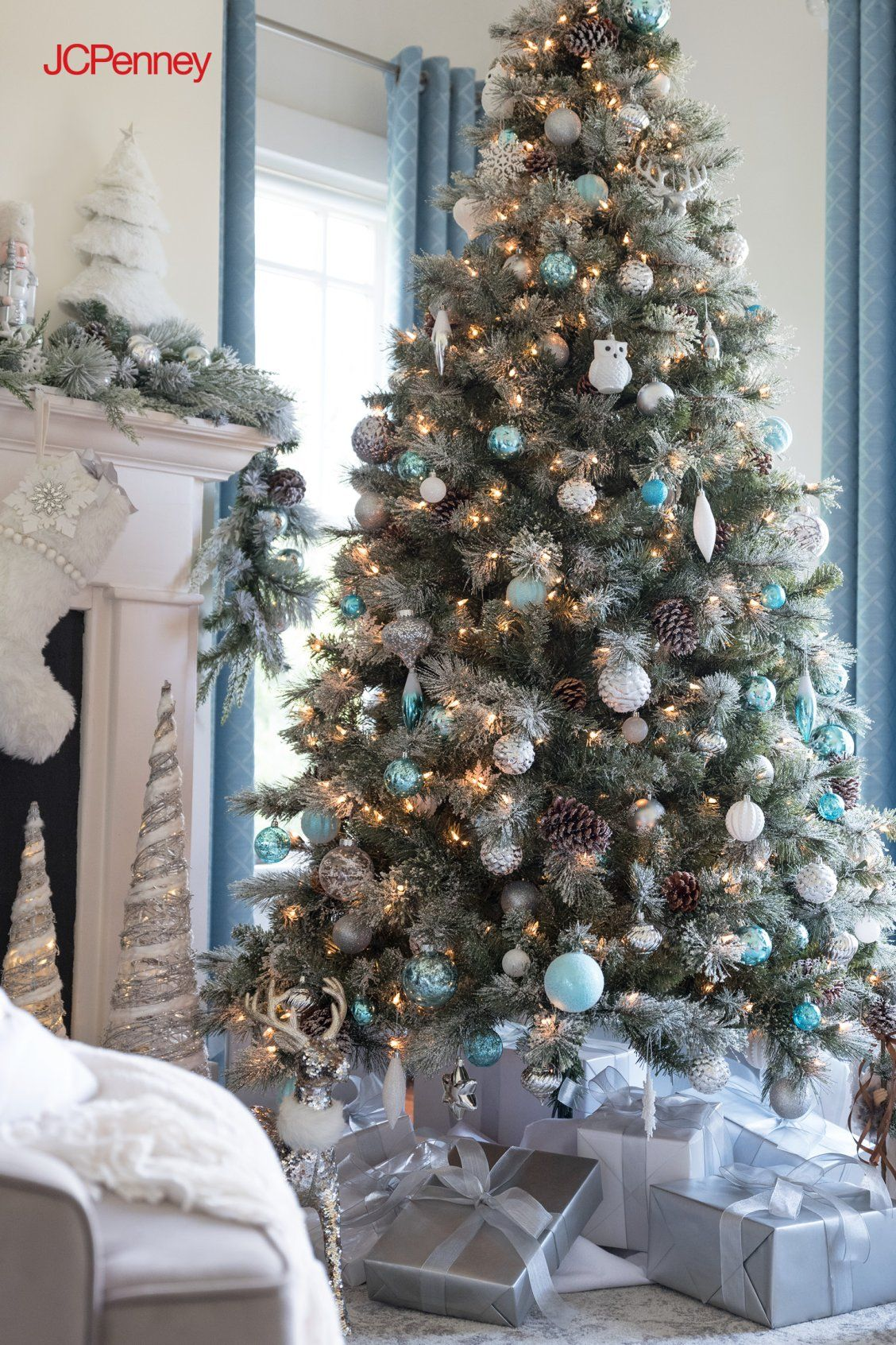 Jcpenney Christmas Hours 2020 Transform your home into a winter wonderland with perfectly