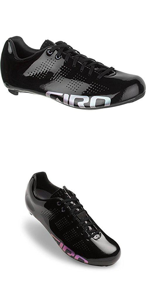 Giro 2017 Womens Empire W Acc Road Cycling Shoes Black 37 In