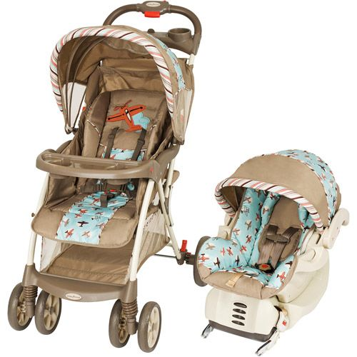Baby Trend Infant Seat Amp Stroller Airplane Can T Girls