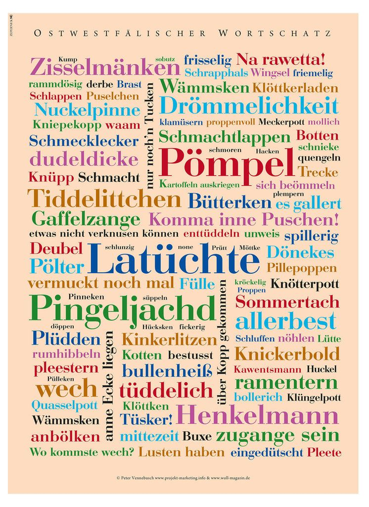 Poster Owl Wortschatz Latuchte Wortschatz Plattdeutsch Spruch Schone Worte