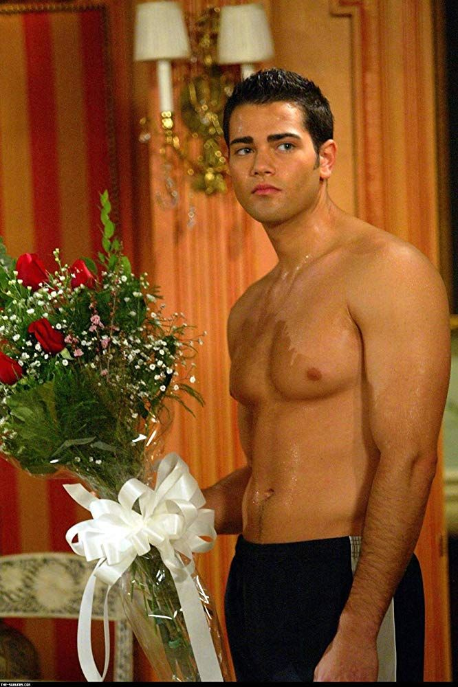 Shirtless Jesse Metcalfe To Be In Dallas
