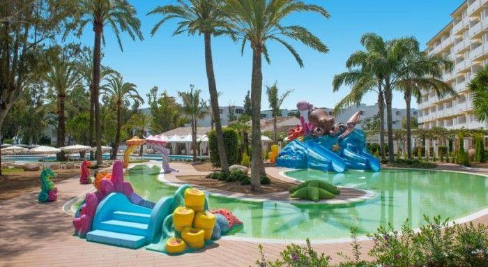 Los Mejores Hoteles Para Ninos En Alcudia Con Todo Incluido