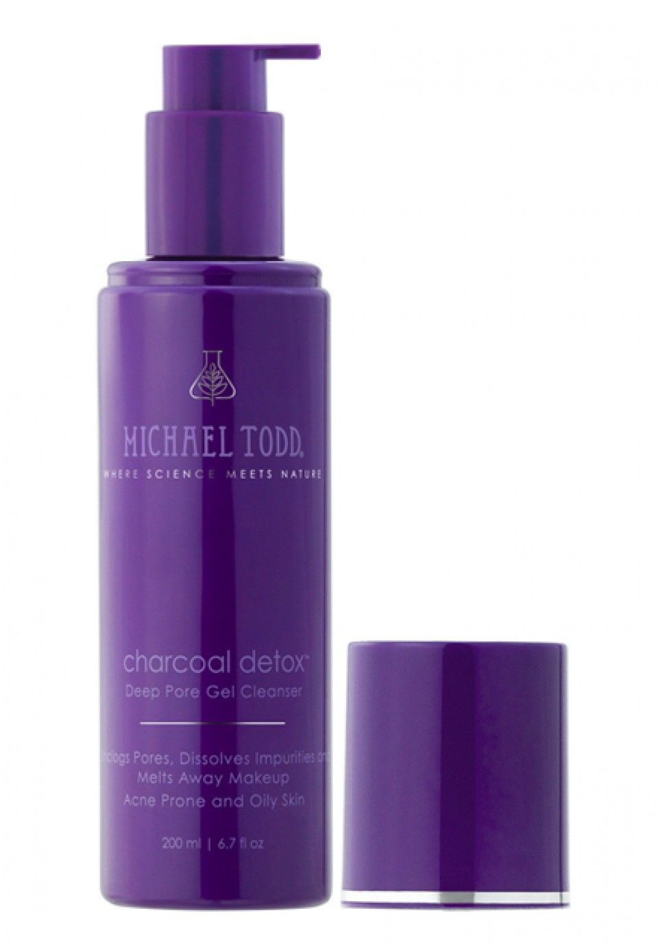 One of our favorite cleansers from michael todd beauty start using