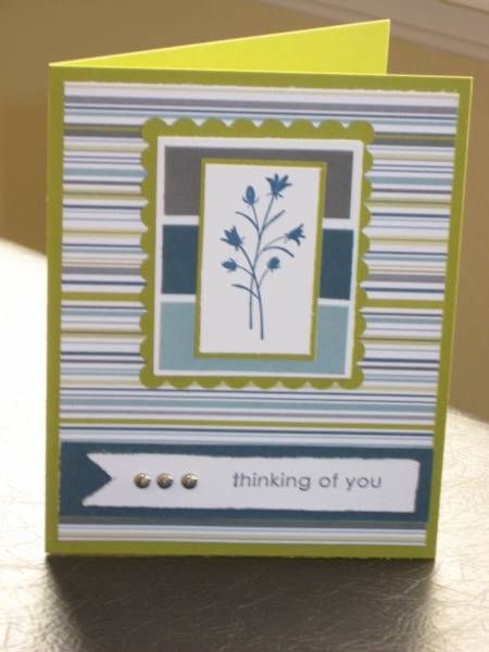 Urban Silhouettes by GilliHa - Cards and Paper Crafts at Splitcoaststampers