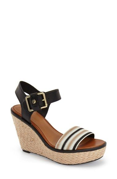 c0fdee9074d SARTO by Franco Sarto  Carlazzo  Platform Wedge Sandal (Women) available at   Nordstrom