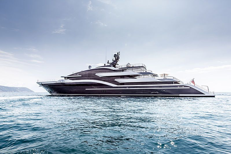 Planet 9 Super Yacht Planet Or Nine Or Yacht Or Interior Or Design