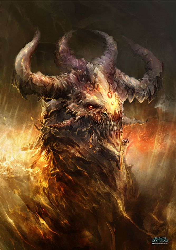Fire Fantasy Art Dragons