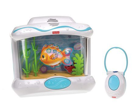 1b1bfebe407a Fisher Price Ocean Wonders Aquarium crib toy. Retails for 35.96 at Walmart.