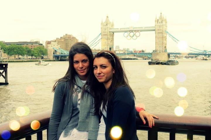 Tower Bridge! Olympics version!