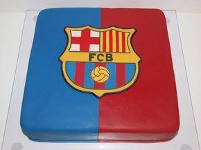 Pin En Real Madrid And Barza Cakes