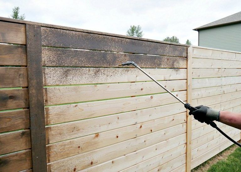 Pin On Staining Fences