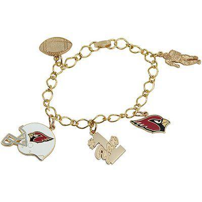 Arizona Cardinals Charm Bracelet Arizona Cardinals