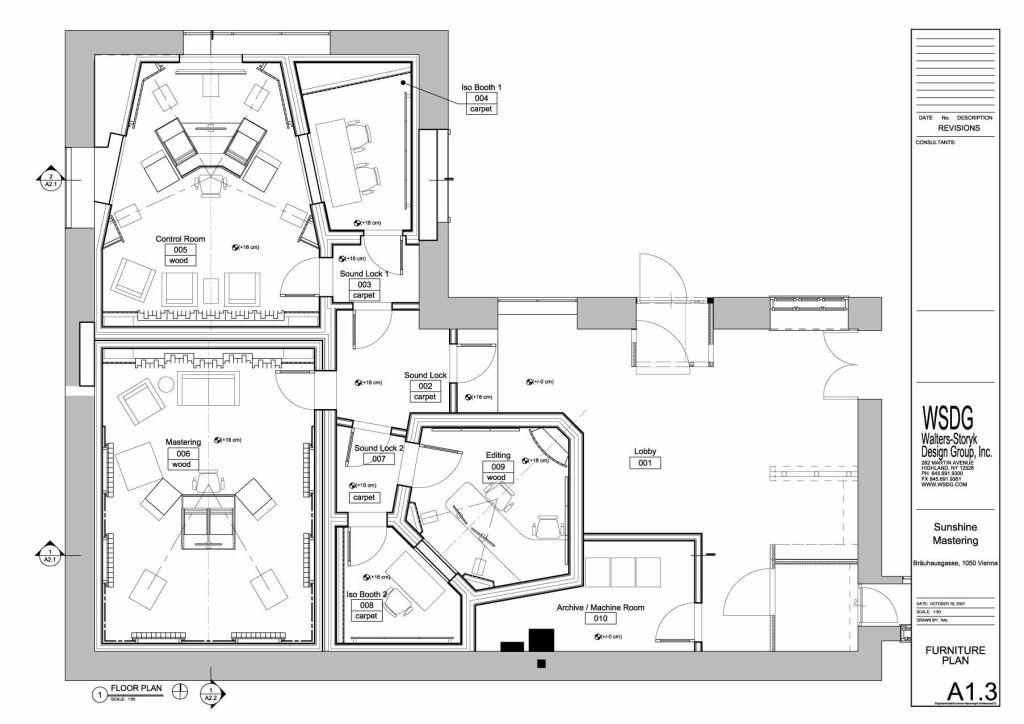 Recording Studio Builders Professional And Home Studios