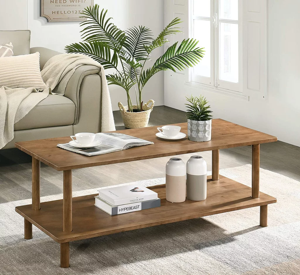 30 Unique And Cool Home Items You Ll Never Believe We Discovered On Amazon In 2021 Coffee Table Living Room Coffee Table Living Room Table [ 915 x 1000 Pixel ]