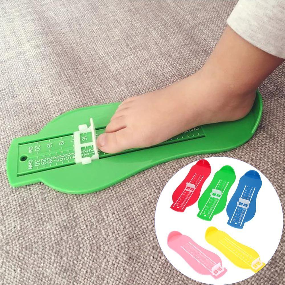 Kid Foot Measuring Ruler Shoe Size in 2020