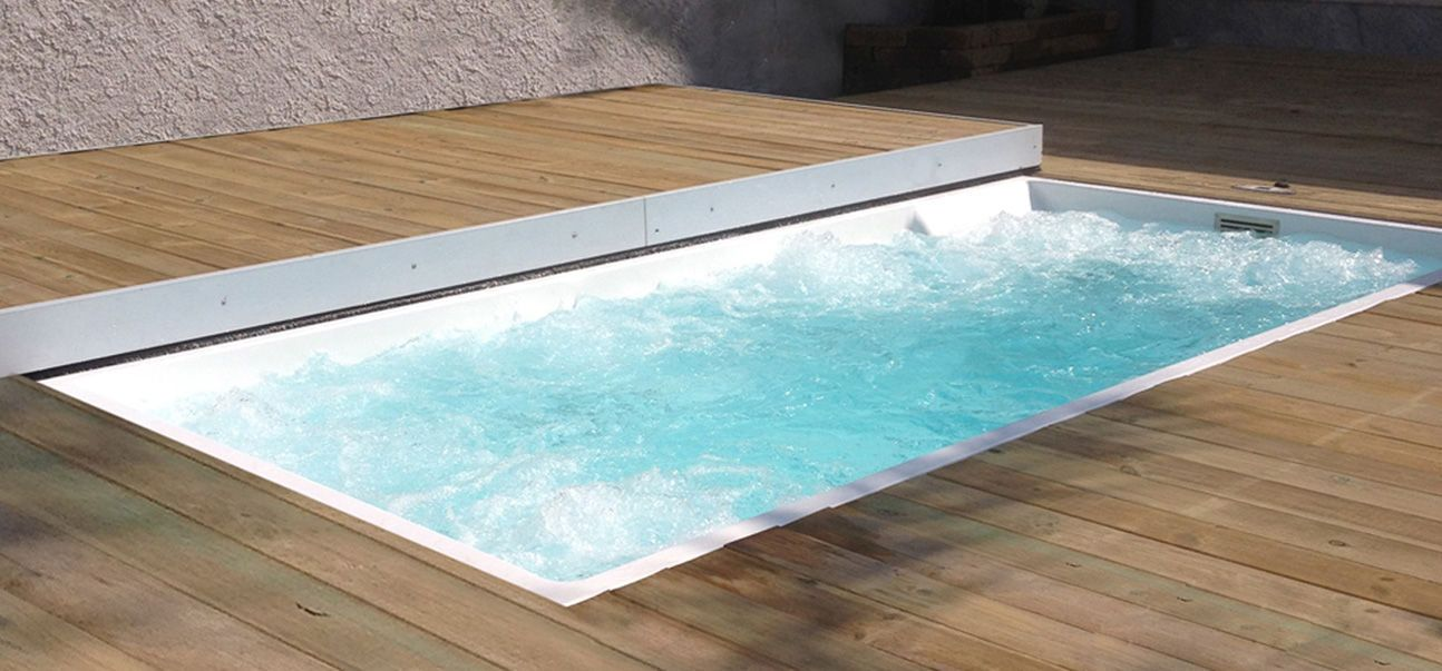 hot tub einbau rechteckig 4 pl tze f r au enbereich coral 100 egoe garten pool. Black Bedroom Furniture Sets. Home Design Ideas