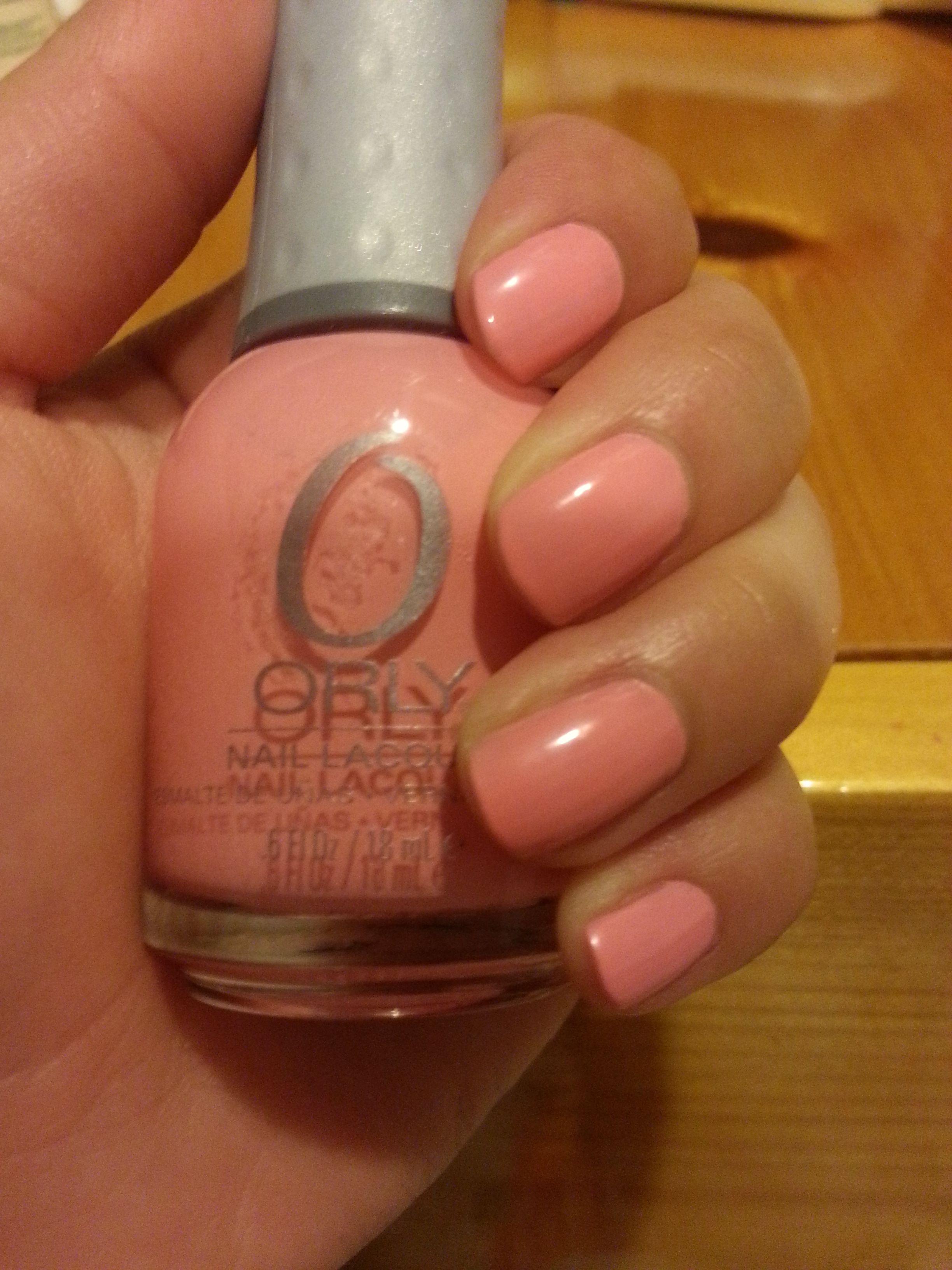 VanillaDreamCream | pretty nails | Nail Polish, Pretty nails, Salmon ...