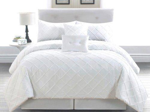 Amazing White Bedding Sets   A Beautiful Serene Blank Canvas