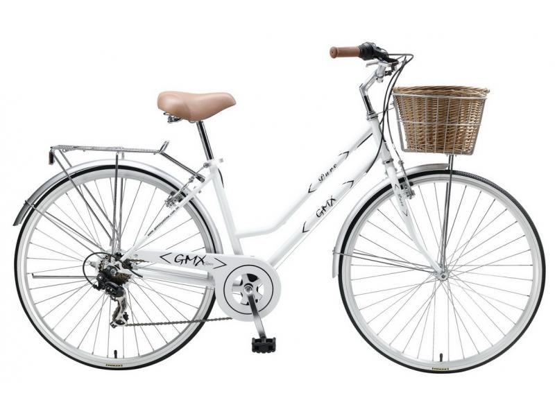 Go Easy Online Retro Cruiser Bicycle 28 15 6 Speed Ladies